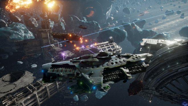 Dreadnought est en bêta sur PS4 et PC.