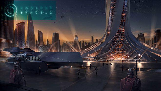 L'exploration dans Endless Space 2 en vidéo.