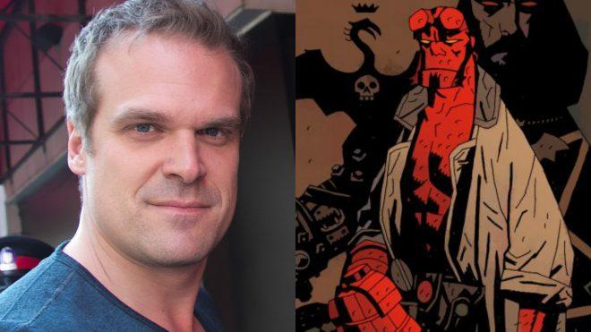 David Harbour sera le nouveau Hellboy