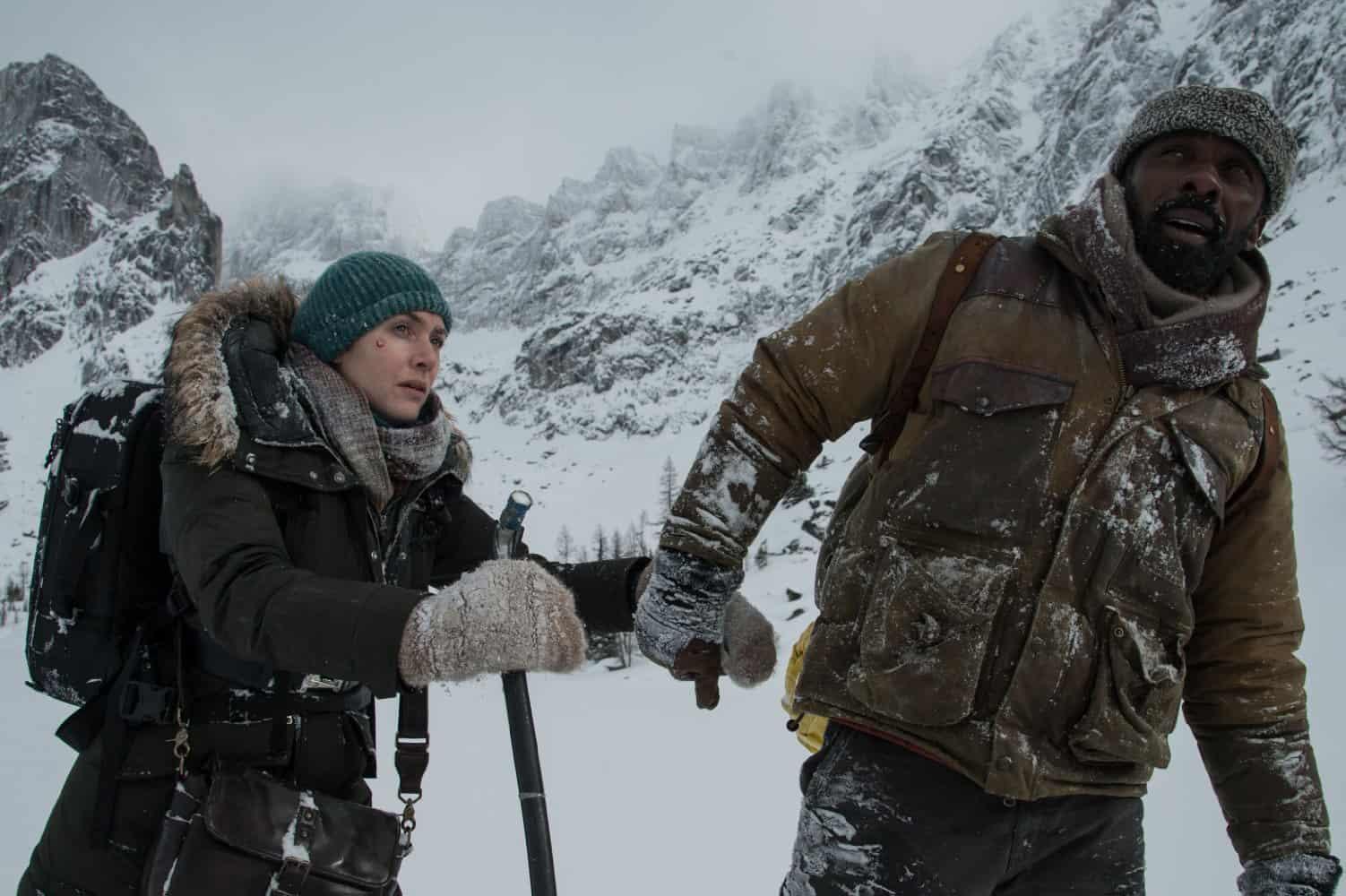 La Montagne entre nous : Idris Elba et Kate Winslet en perdition en novembre prochain