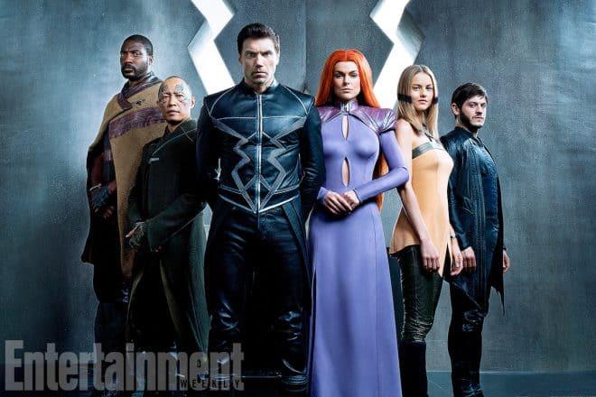 Marvel's Inhumans