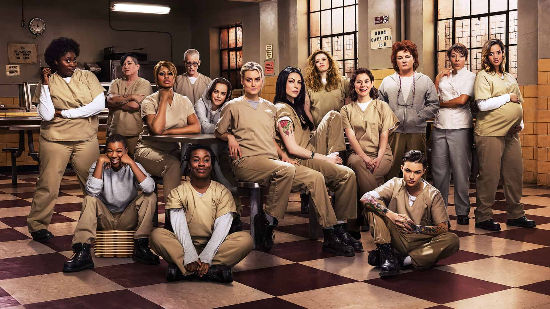 Orange is the New Black fait ses adieux sur Netflix après 7 saisons