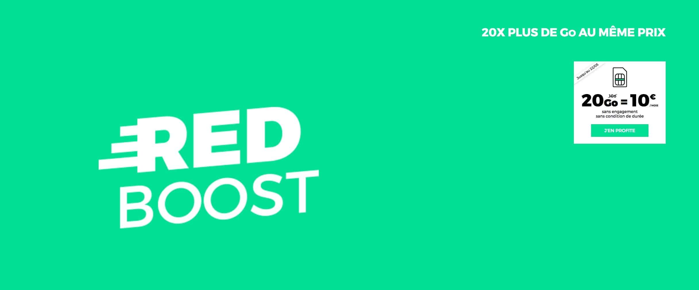 red by sfr le forfait illimit 20 go est 10 euros par mois. Black Bedroom Furniture Sets. Home Design Ideas