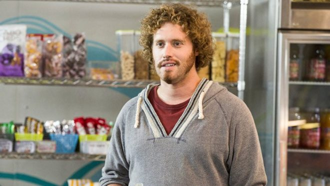 T.J. Miller dans Silicon Valley