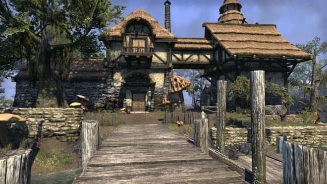 Une nouvelle vidéo pour The Elder Scrolls Online : Morrowind avec l'île Vvardenfell.