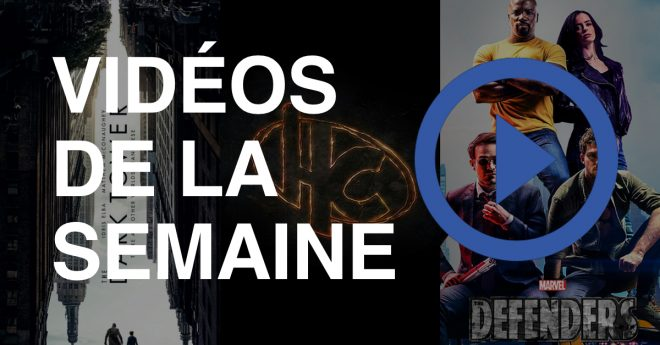 The Dark Tower —Trailer Officiel The Dark Tower (La Tour Sombre) montre une première bande-annonce prometteuse avant sa sortie le 16 août prochain.Nouvelle adaptation d'un roman de Stephen King, La Tour Sombre est une oeuvre de fantasy réalisée par Nikolaj Arcel (Royal Affair)avec Idris Elbaet Matthew McConaughey. The Defenders — Bande-annonce officielle (VOST) C'est l'heure […]