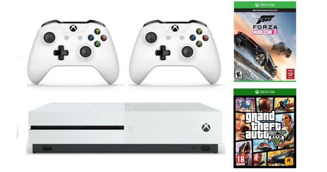 Si vous n'avez toujours pas de Xbox One après les dix derniers bons plans qu'on a relayé sur Begeek, un de plus ne fera pas de mal pour sauter sur une nouvelle occasion. Deux manettes pour jouer à plusieurs Fnac renouvelle son choix en pack Xbox One en proposant uneexclusivité qui comprend deux jeux et […]