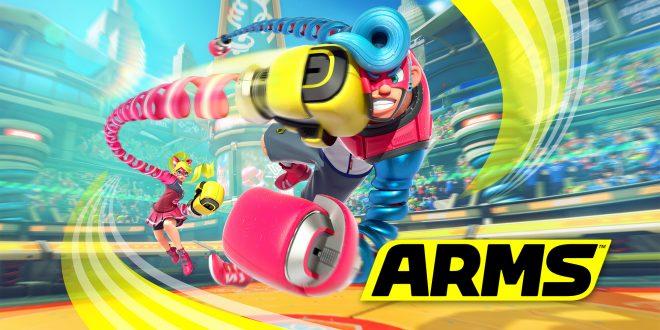 Arms sort officiellement sur Nintendo Switch.