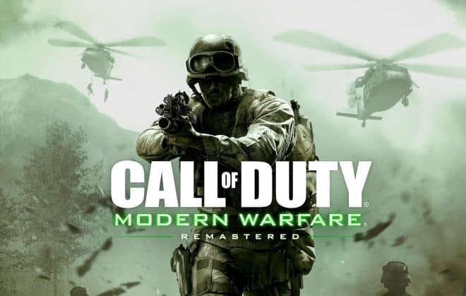 Call of Duty : Modern Warfare Remastered devient standalone sur PS4.