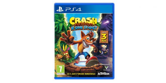 Vous avez adoré jouer avec votre créature délurée CrashBandicoot il y a quelques années, sachez que l'éditeur propose une nouvelle trilogie destinée à la PS4 depuis le 30 juin, en exclusivité et baptisée : Crash Bandicoot N.Sane Trilogy. La trilogie sera évidemment portée sur d'autres consoles par la suite Crash Bandicoot : un retour sur […]
