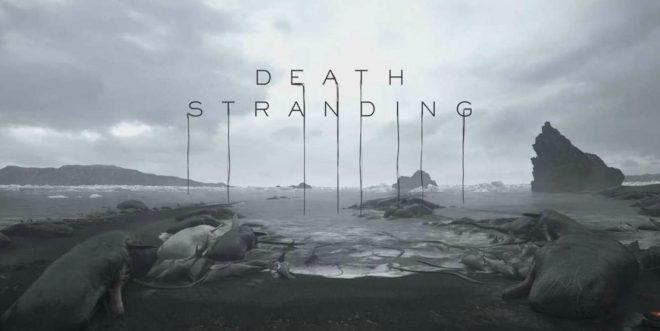 Death Stranding est déjà jouable en interne chez Kojima Productions.