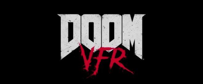 Doom VFR se dévoile à l'E3 2017.