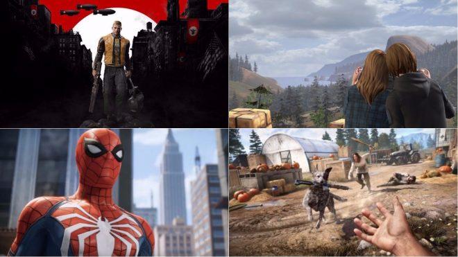 Notre sélection de l'E3 2017