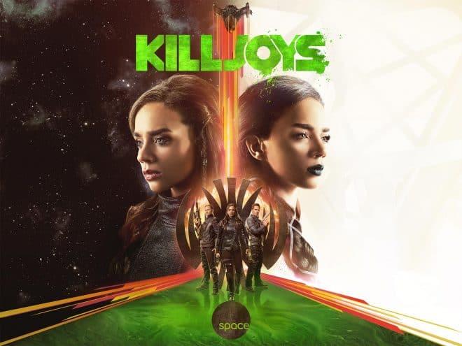 Killjoys saison 3