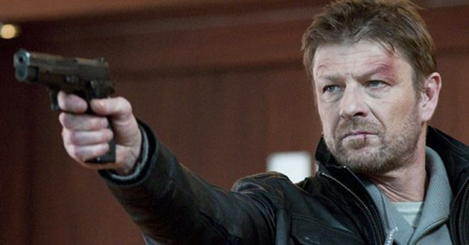 Sean Bean dans la série Legends