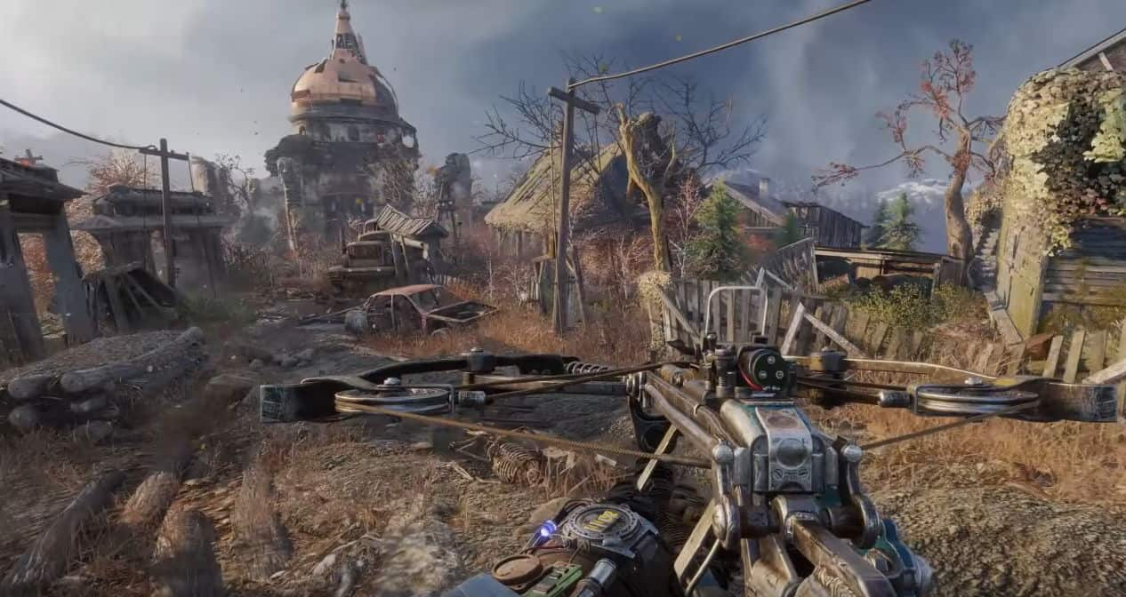 e3 2017 metro exodus sera bien une suite directe avec artyom. Black Bedroom Furniture Sets. Home Design Ideas