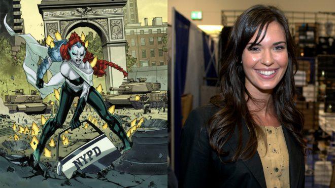 Odette Annable sera Reign dans la saison 3 de Supergirl