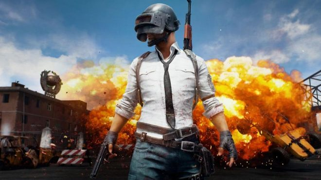 Succès total pour Playerunknown's Battlegrounds.