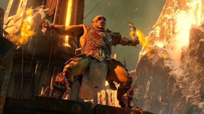 Shadow of War est reporté pour le mois d'octobre 2017.