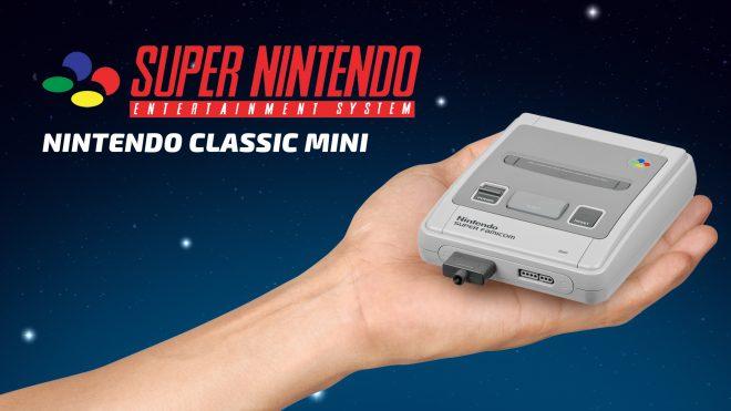 Des explications de Nintendo sur les jeux de la SNES Classic Mini.