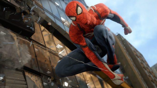 Spider-Man sera à l'E3 2017.