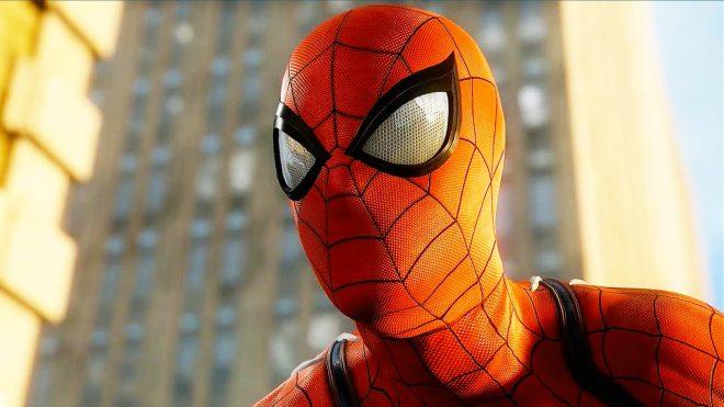 Spider-Man a montré du gameplay à l'E3 2017.