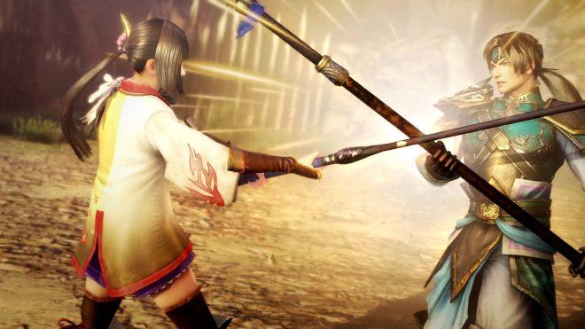 Une vidéo sur les combats pour Warriors All-Stars.