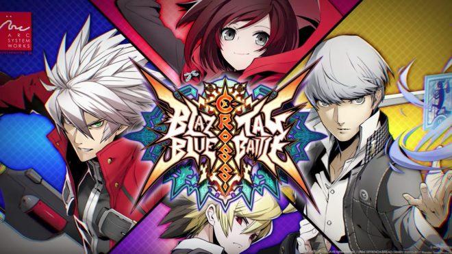 BlazBlue : Cross Tag Battle a été annoncé à l'EVO 2017.