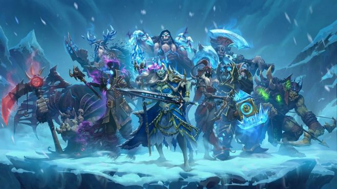 Hearthstone : Knights of the Frozen Throne