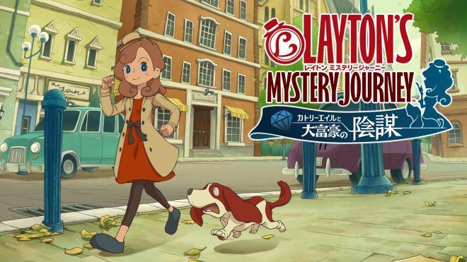 L'Aventure Layton : Katrielle et la Conspiration des Millionnaires est disponible sur iOS et Android.