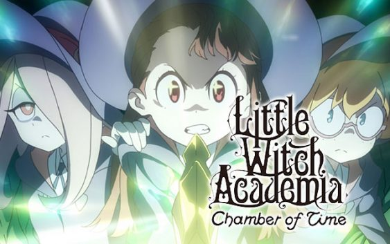 Little Witch Academia Chamber of Time arrivera sur PS4 et PC d'ici 2018 en Europe.