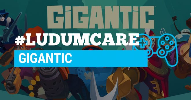 #LudumCare Gigantic