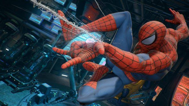 Capcom a dévoilé de nouveaux combattants pour Marvel Vs. Capcom Infinite.