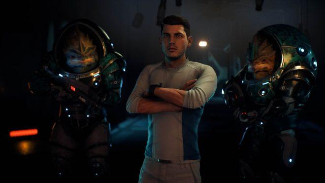 Pas de DLC pour le solo de Mass Effect : Andromeda.