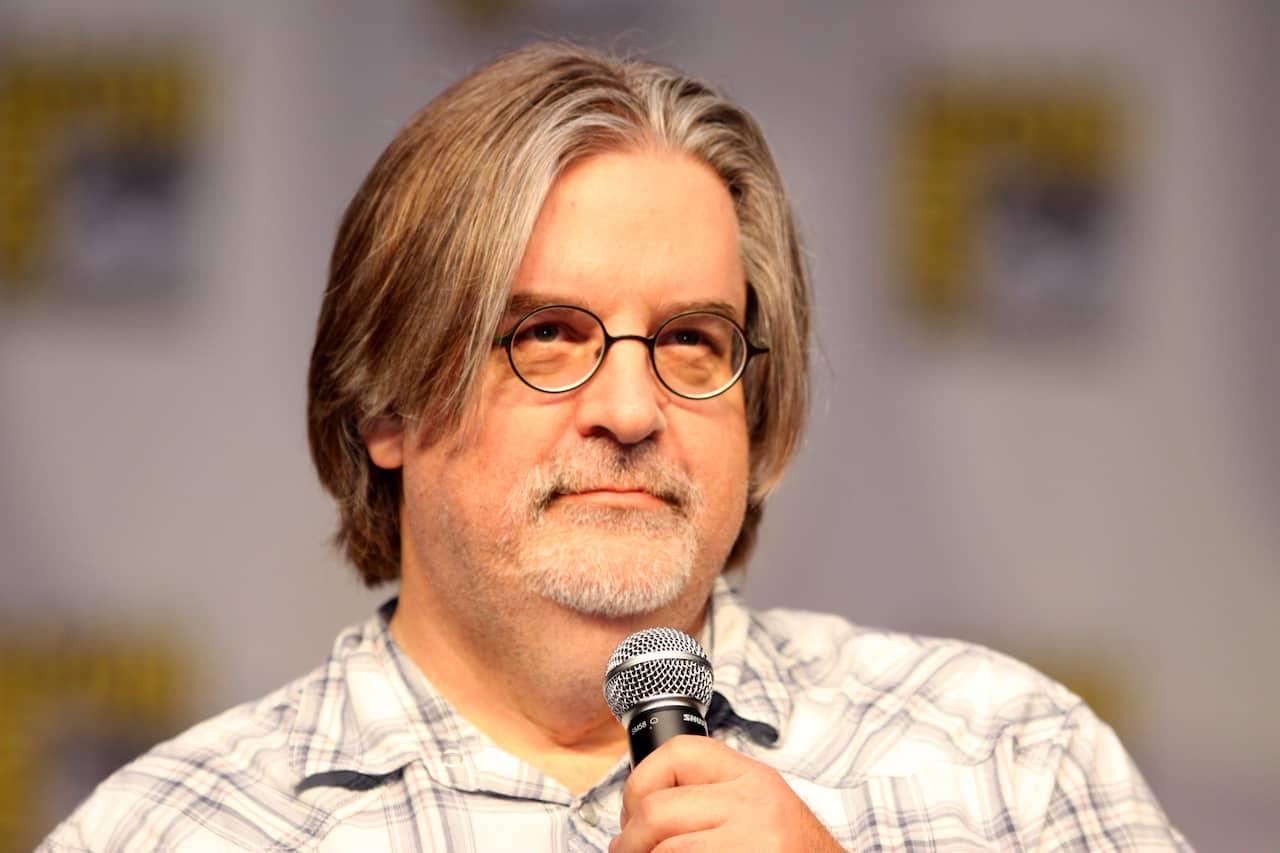 Netflix Matt Groening