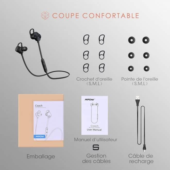 Des accessoires pour convenir à toutes les physionomies.