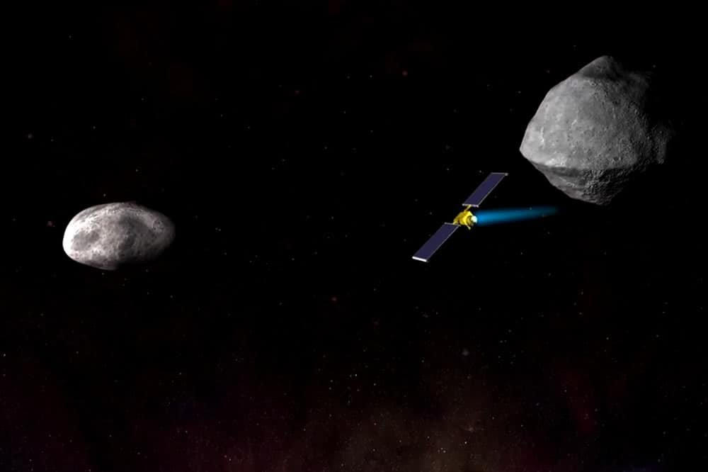 nasa asteroid projected path 2017 - photo #20