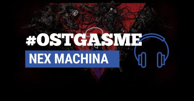 #OSTgasme Nex Machina