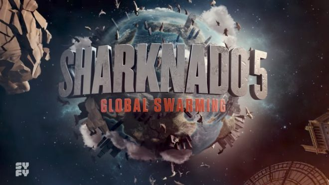 Sharknado 5 : Global Swarming