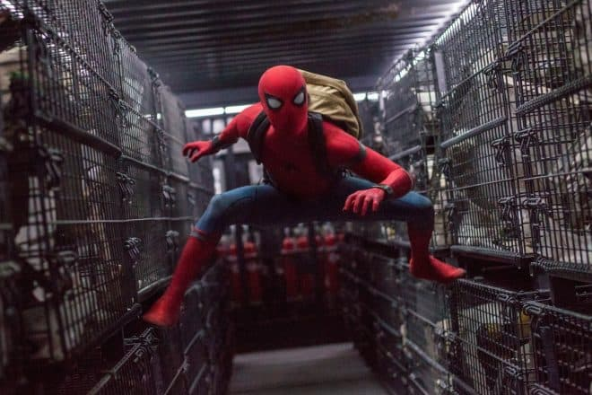 Spider Man : Homecoming