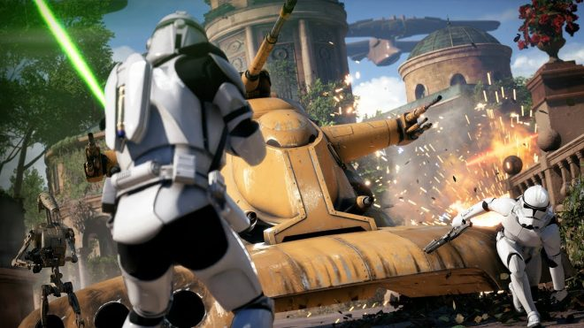 La date de la bêta publique et multijoueur de Star Wars Battlefront 2 est connue.