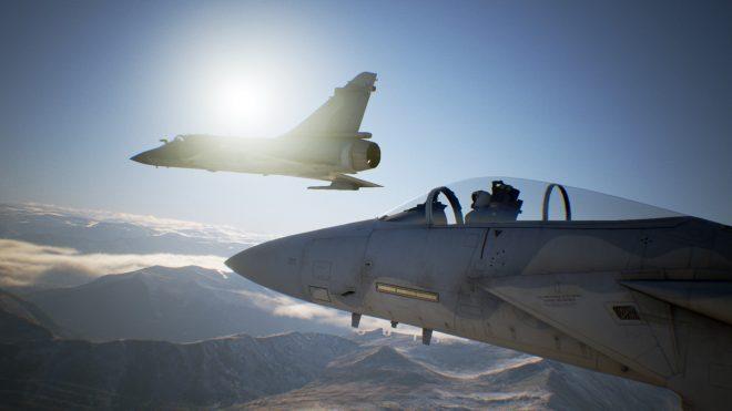 Ace Combat s'offre une nouvelle vidéo a la Gamescom 2017.