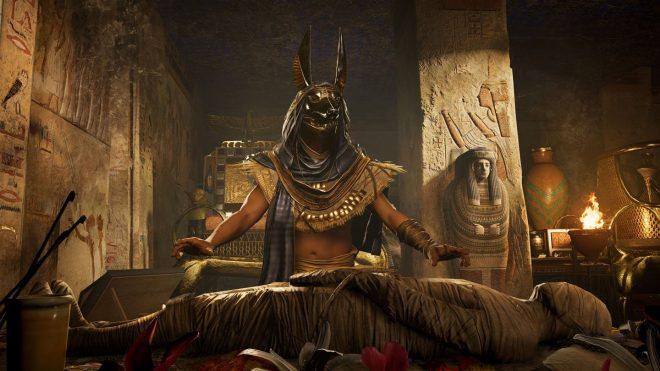 Les tombeaux vont revenir dans Assassin's Creed Origins.