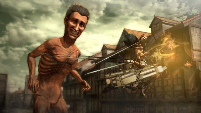 Attack on Titan 2 a été annoncé à la Gamescom 2017.
