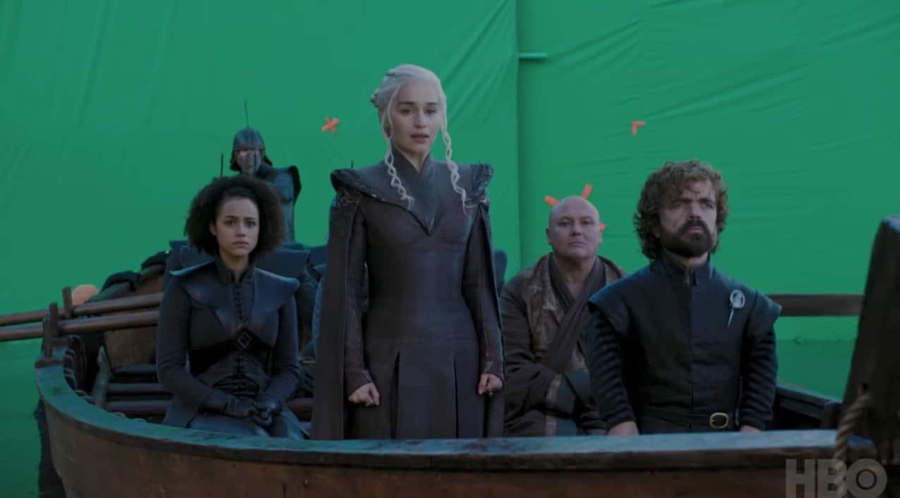 Game of Thrones saison 7 : HBO fête la fin avec plusieurs making-of