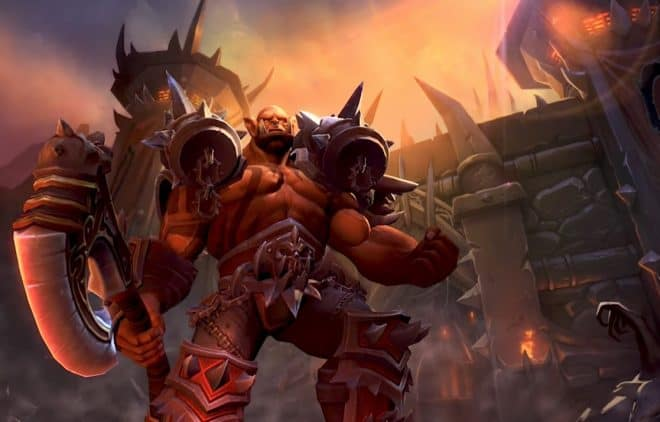 Garrosh dans Heroes of the Storm