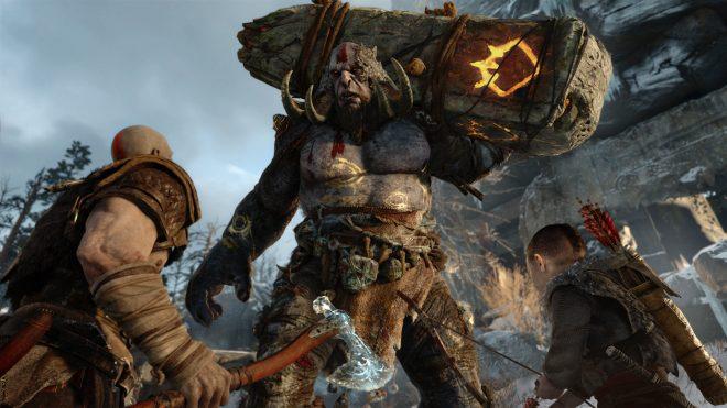God of War aura des suites sur PS4.