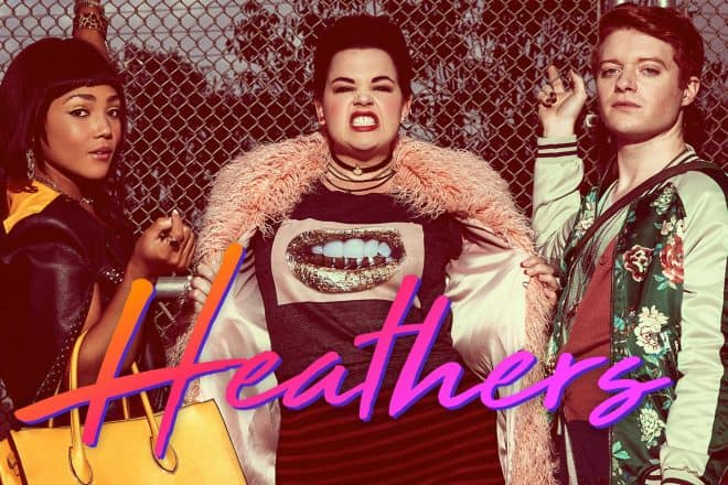 Un teaser pour Heathers.
