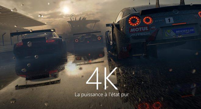 De nouveaux jeux compatibles 4K annoncés à la Gamescom 2017 pour la Xbox One X.