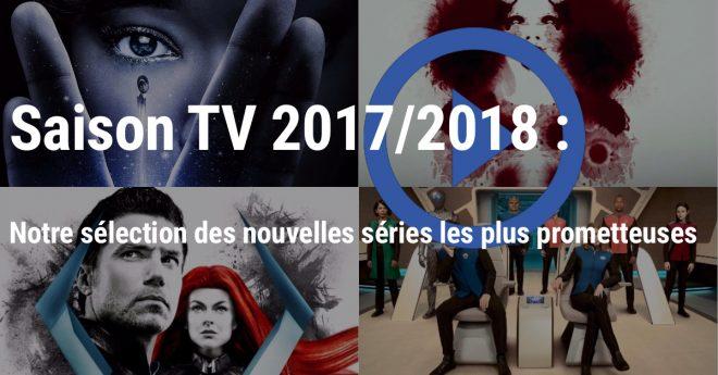 Notre guides des nouveaux shows prometteurs de septembre à décembre 2017
